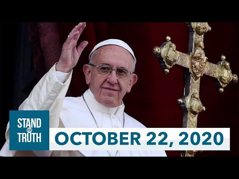 [GMA]  Stand for Truth: (October 22, 2020) Pope Francis, suportado ang same-sex union!
