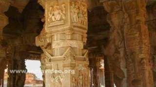 Kalyana Mantapas of Vitthala temple, Hampi
