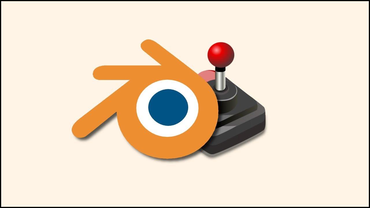 Blender Game Engine Tutorial Realtime Video [deutsch]