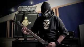 STUCK MOJO - Enemy Territory Guitar Cover