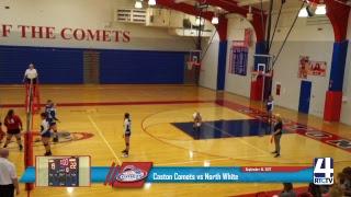 Caston Volleyball vs North White