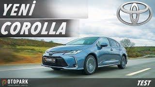 Yeni Toyota Corolla Sedan 1.8 Hybrid e-CVT | Dizel