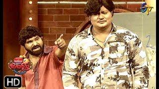 Chalaki Chanti&Sunami Sudhakar Performance | Jabardasth | 28th March 2019  | ETV Telugu