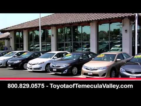 Toyota of Temecula