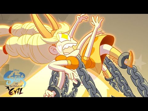 Star's Transformation | Star vs. the Forces of Evil | Disney Channel