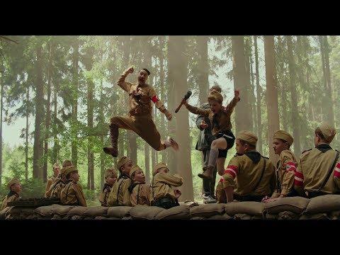Кролик Джоджо (2019) —Трейлер | JOJO RABBIT Official Trailer