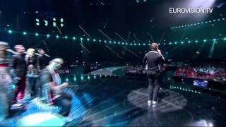 Musiqq - Angel In Disguise (Latvia) - Live - 2011 Eurovision Song Contest 2nd Semi Final