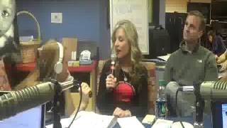 OLOL Radiothon Interview with the Parents of Bella Bowman part 1