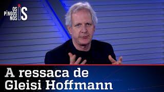 Augusto Nunes: PT grita aos berros que está em agonia