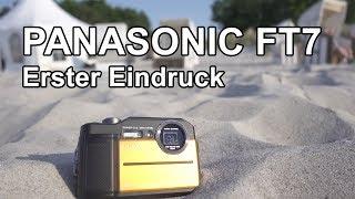 Panasonic Lumix DC-FT7 Tough Kompaktkamera: Erster Eindruck (deutsch)