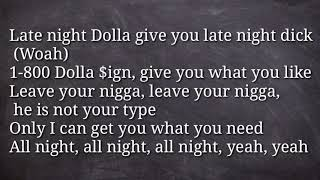 MihTy, Jeremih, Ty Dolla $ign   Goin Thru Some Thangz HQ Lyrics