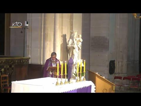 Vêpres du 20 mars 2021 à Saint-Germain-l'Auxerrois
