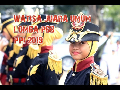 Horeee... Paskibra SMPN 193 Jakarta Juara Umum  Lomba Formasi PBB PPI 2019