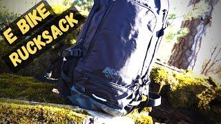 E BIKE RUCKSACK   DER XLC ALLMTN E17