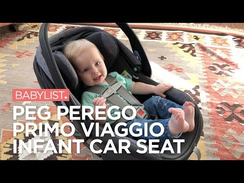 Peg Perego Primo Viaggio 4-35 Infant Car Seat Review