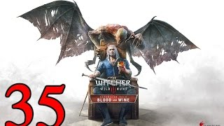 Witcher 3 Blood and Wine - Part 35: No Place Like Home (All Upgrades)