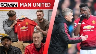 Man United Season Review 201819 | Can Solskjaer Save Man United!? | Goldbridge & Rants