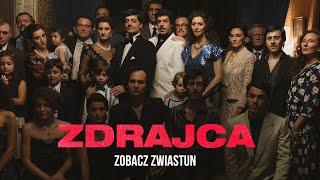 Zdrajca (2019) zwiastun PL, w kinach od 13 marca