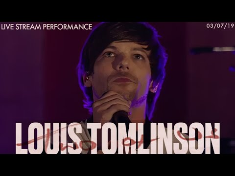 Louis Tomlinson - Two Of Us (First Live Performance) [HD]