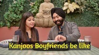 Kanjoos Boyfriends be like   Harshdeep Ahuja