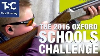The Oxford Schools Challenge, 9 March 2016