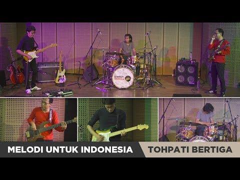 Melodi Untuk Indonesia - Tohpati Bertiga, Sabtu 12 Agustus 2017 Pukul 15:00
