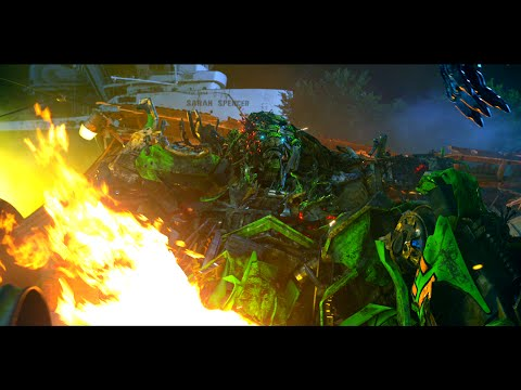 Download Transformers Age Of Extinction - Ratchet Death Scene (1080pHD VO) HD Mp4 3GP Video and MP3