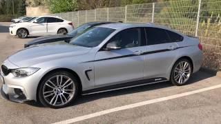 BMW 4 Series Gran Coupe M Performance Kit WALK AROUND