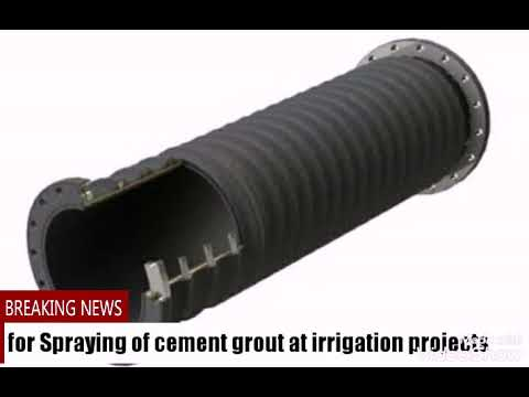 Floating Rubber Hose for Mining and Dredging
