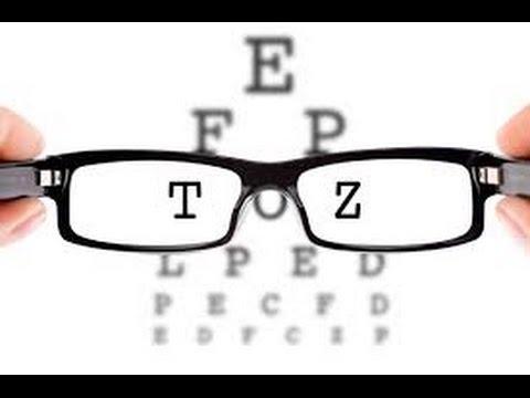 Test de vedere privit