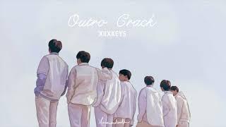 BTS (방탄소년단) - OUTRO: Crack   Piano Cover
