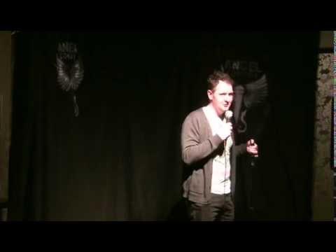 Erik Pohl at Angel Comedy