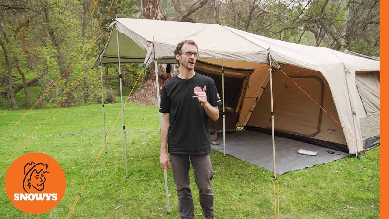 Turbo 300 Extenda Awning (canvas)