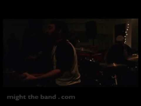 might (the band) - Hush Hush (Live) Manchester NH Indie Rock Band