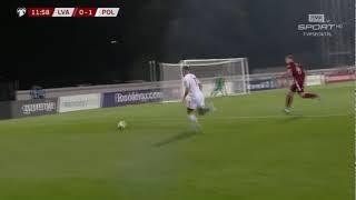 Film do artykułu: Łotwa - Polska 0:3! Gole...