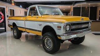 1970 Chevroelt K10 Pickup For Sale