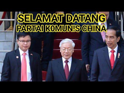 PARTAI KOMUN!S CHINA SELAMAT DATANG DI INDONESIA; TULISAN M RIZAL FADILLAH