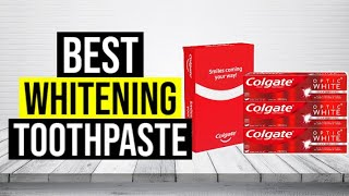 BEST WHITENING TOOTHPASTE 2020 - Top 5