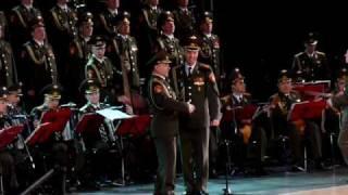 Red Army Choir (Alexandrov Choir) - Smuglyanka Moldavanka