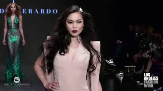 Willfredo Gerardo at Los Angeles Fashion Week powered by Art Hearts Fashion LAFW