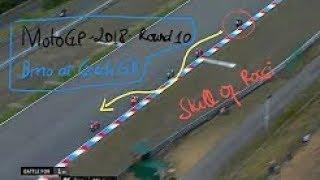 Skills of Rossi Action MotoGP 2018 Round 10 CzechGP at Brno