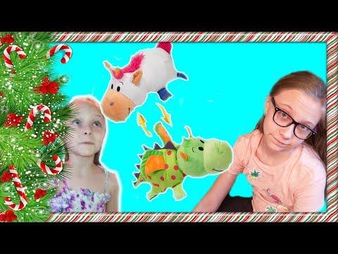 Что подарить на новый год 2018 Волшебные игрушки вывертушки