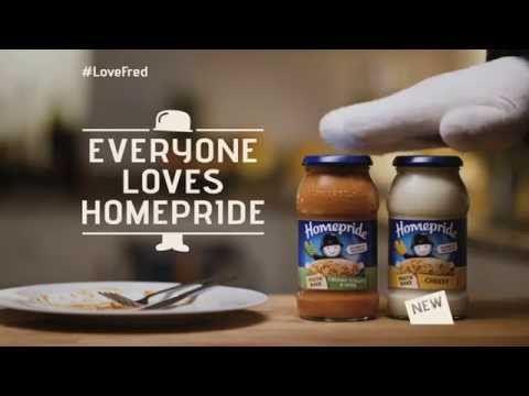 Homepride Commercial (2014 - 2015) (Television Commercial)