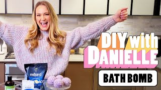 How To DIY Your Own Bath Bombs | DIY With Danielle | Seventeen by Seventeen Magazine