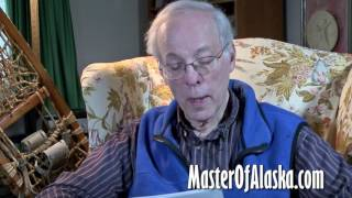 Roger Seiler, author of Master of Alaska -  In His Own Words