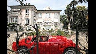 Italy, Waterfront Historic Villa Lake Garda For Rent