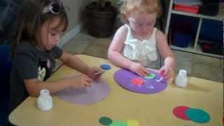 Preschool  Activities Art Class |BRENTWOOD CA||CHILD DAY CARE|SUNSHINE HOUSE|Oakley Martinez