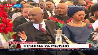 Moi\'s Final Salute: Spiritual leaders eulogise Mzee Moi at Nyayo National Stadium