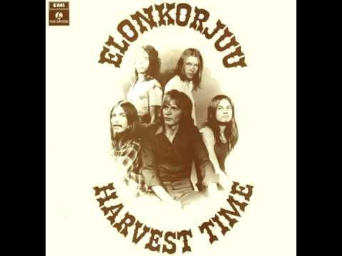 Elonkorjuu - Unfeeling (1972) online metal music video by ELONKORJUU