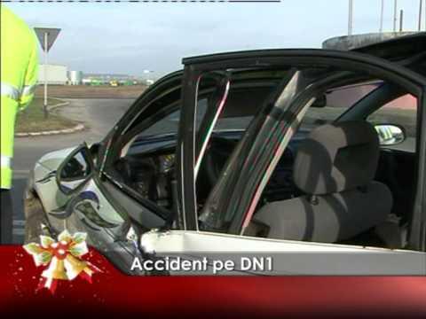 Accident pe DN1